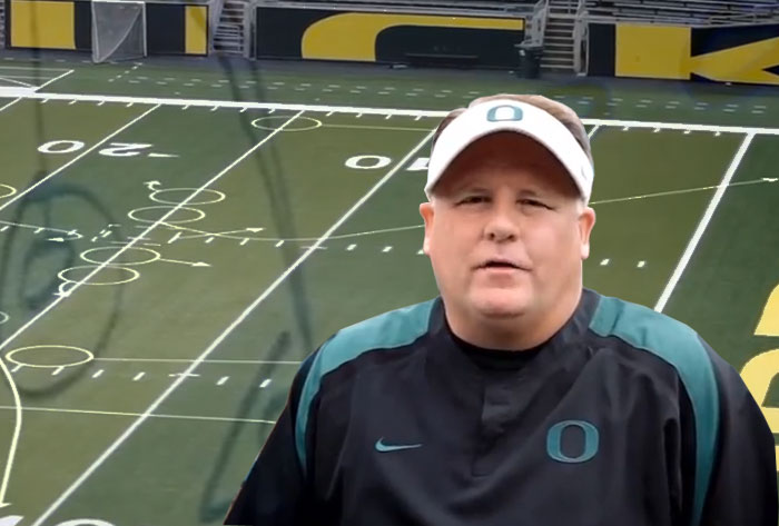 Chip Kelly-Oregon