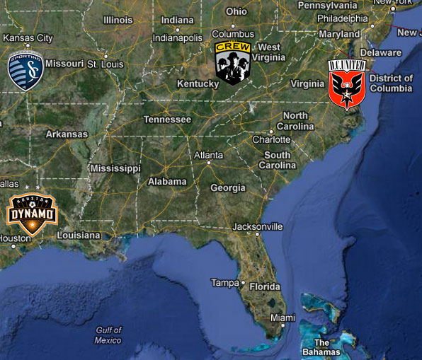 MLS Empty South