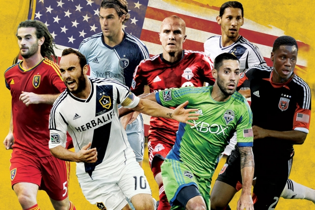 MLS 2014 KICK OFF