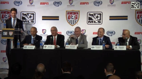 MLS TV Press Conference