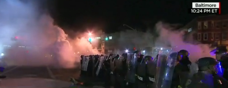 Baltimore Riots