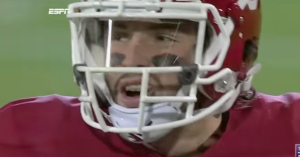 Baker Mayfield After Hit