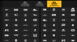 Sling TV Options